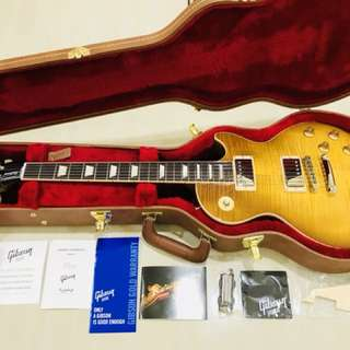 Selling Brand New Gibson  Les Paul Traditional 2018 (Honey Burst)