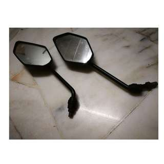LC135 LCV2 Original HLY side mirror