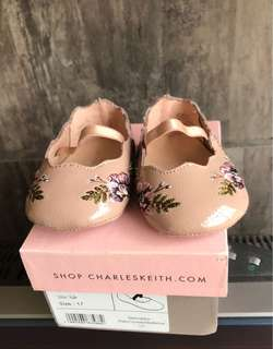 Little Charles & Keith shoes