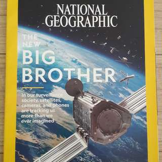 National Geographic feb 2018