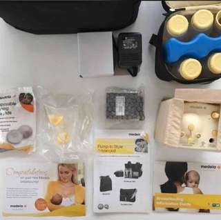 Medela Pisa Breastmilk Pump