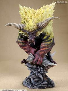 Monster Hunter Enraged Rajang - Capcom Figure Builder Creator's Model