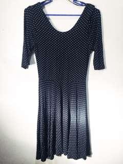 Forever21 Polka-dot Dress 👗