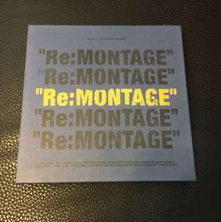 Block B Re:Montage Album