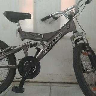 United Kids Bike