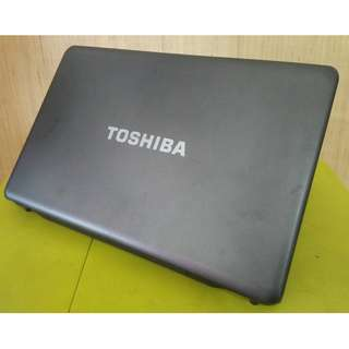 Toshiba Satellite Core i3 2.5GHz 4GBRam 500GB Hardisk Laptop