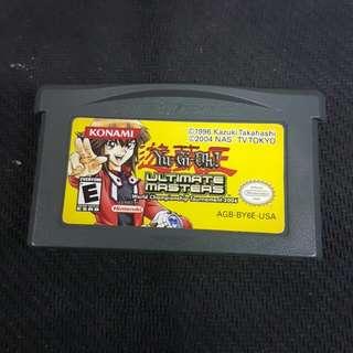 GBA Yu-Gi-Oh! Ultimate Masters (Used Game)