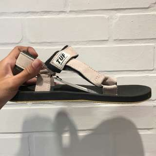 "Tuf sandals ""Cook - Cream 42"""