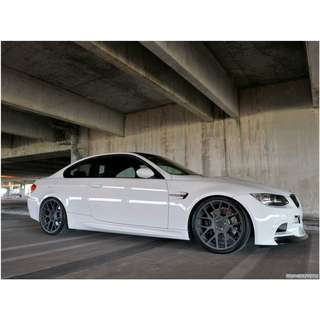 BMW M3 4.0A (Long Term Lease)