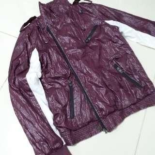Jacket limited edition O2