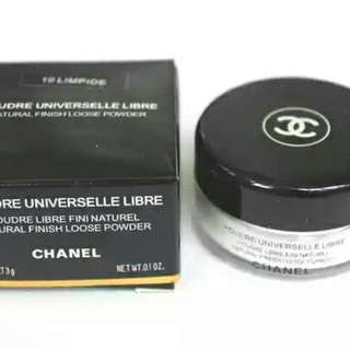 Authentic CHANEL Chanel lightweight powder loose powder in the sample sample moisturizing concealer oil control powder