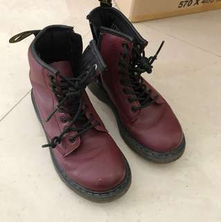Dr Martens Boots for boy