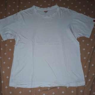 Kaos Putih Polos (+5k)