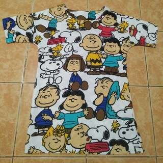 Snoopy Long Tee