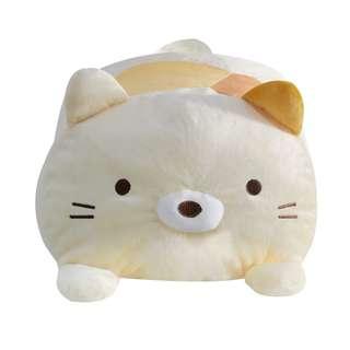 2in1 Neko Travel Pillow with Blanket