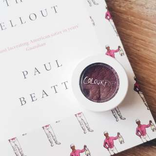 Colourpop Super Shock Shadow in STATIC