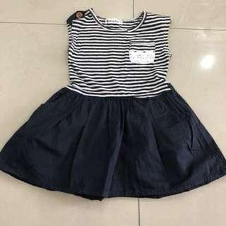 Girl Dress ( 5-6years)