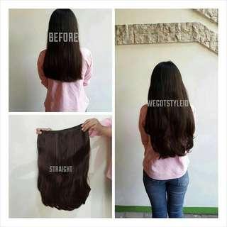 New Hair Clip Human 60cm