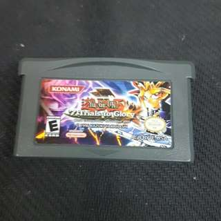 GBA Yu-Gi-Oh! 7 Trials to Glory (Used Game)