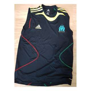 Adidas Marseille Football Training Vest / Singlet