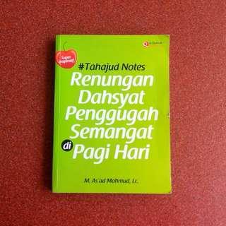 Renungan Dahsyat Penggungah Semangat Pagi Hari by M. As'ad Mahmud, Lc.