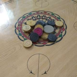 Free delivery Carom board