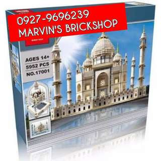 For Sale TAJ MAHAL Building Blocks Toy
