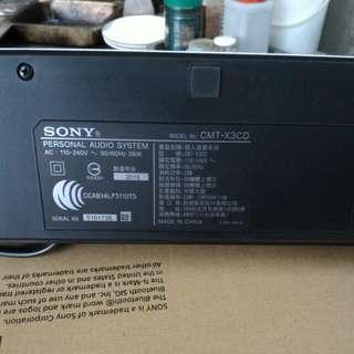 Sony 藍芽音響 8成新