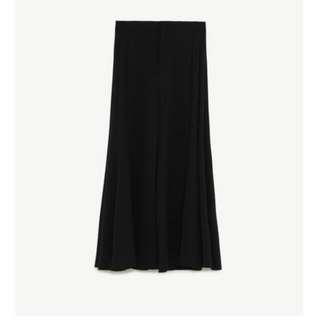 Zara Woman Flared Culottes