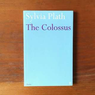 The Colossus by Sylvia Plath