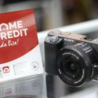 Kredit kamera mirrorlesa ajib sony a5000