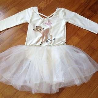 H&M Ballerina Tulle Dress