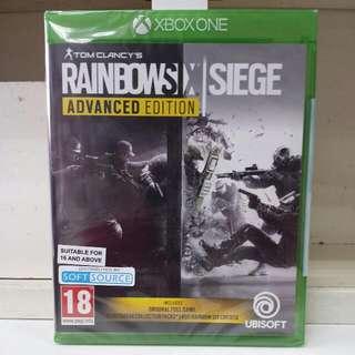 XBOX One Tom Clancy's Rainbow Six Siege Advanced Edition