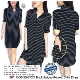 Consenso black striped