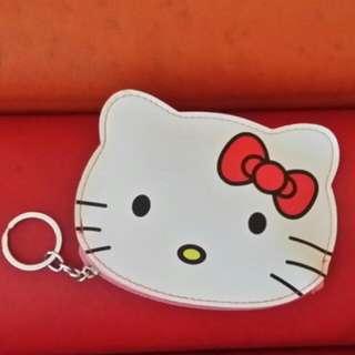 Hello Kitty Bag Wallet cum Tag