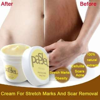 Pasjel stretch marks / obesity patterns Repair Cream