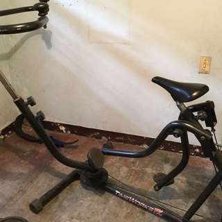 Timeworks FX Exercise Machine