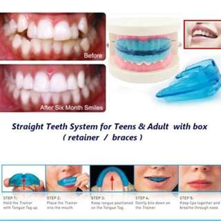 TEETH STRAIGHTENING WITHOUT BRACES HOMEKIT