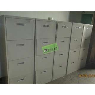 Vertical Cabinet flush handle - OFFICE FURNITURE