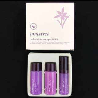 Innisfree Orchid Skincare Special Kit NEW