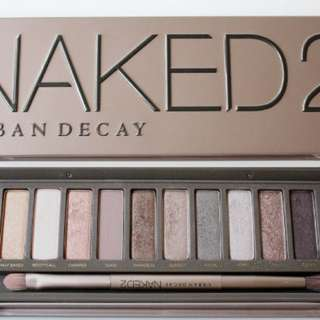 Authentic Urban Decay Naked 2 Palette