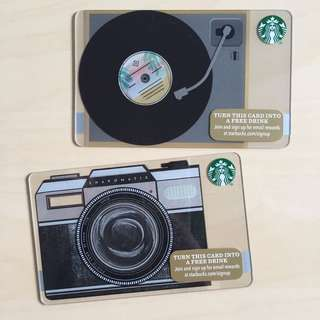 Starbucks USA - Starbucks Cards