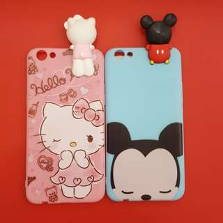 Case Cute Manjat Oppo F3 Plus (3)
