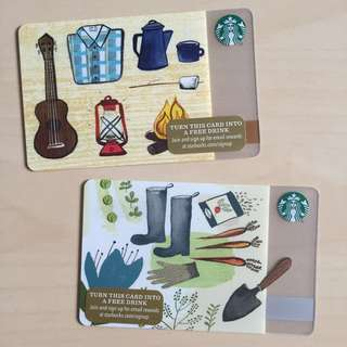 Starbucks USA - Starbucks card