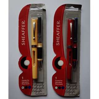 Sheaffer Calligraphy Pens (Fine & Medium)