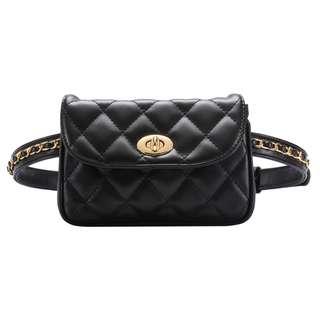 UPcoming branded inspired Belt waist bag