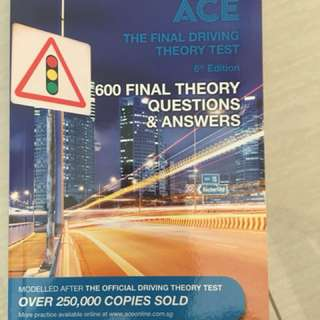 Final  theory driving