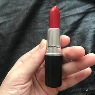 MAC Russian Red Matte Lipstick #15Off