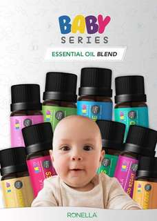 Baby Series Essential Oil Blend