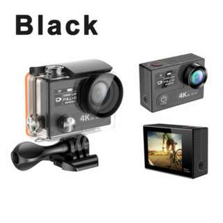 4K 30fps / 1080P 120fps with Ambarella chip A12 Action Camera EKEN H8 PRO H8pro EKEN H8 PRO Action Camera Ambarella A12S75 Sport DV 4K Ultra HD Dual Screen WiFi 2.4G Controller